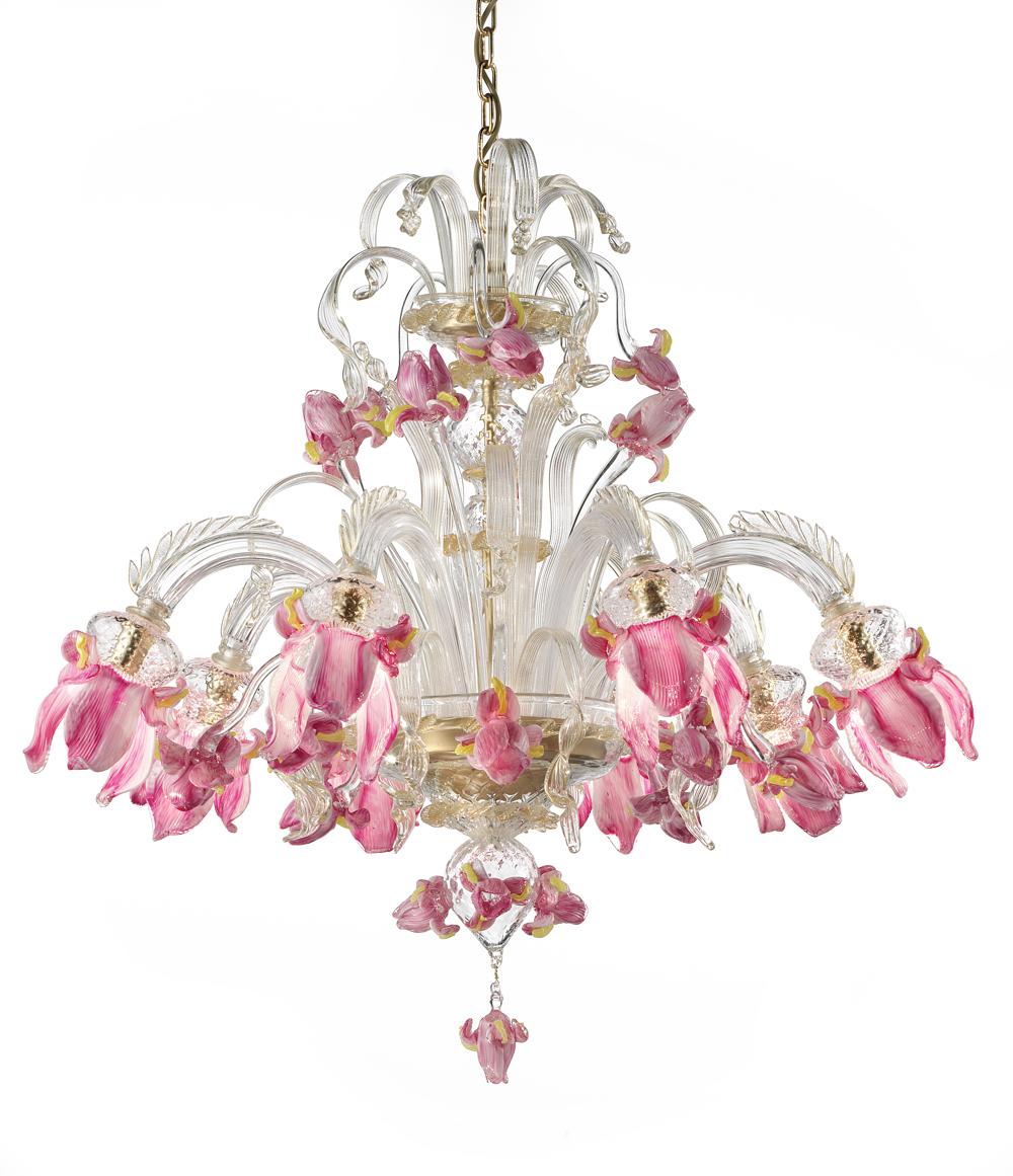 Iris-8-trasparente-decoro-oro-e-pasta-rosa